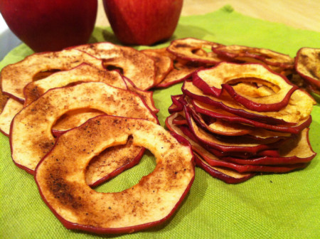 BakedAppleSlices